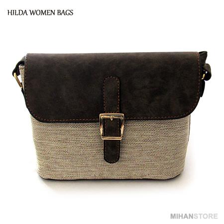 کیف کج زنانه